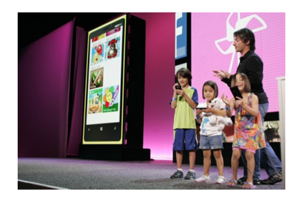 Windows Phone 8: anche i tuoi bambini avranno il loro spazio nel tuo smartphone