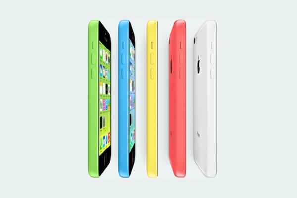 iPhone 5C, non proprio economico!