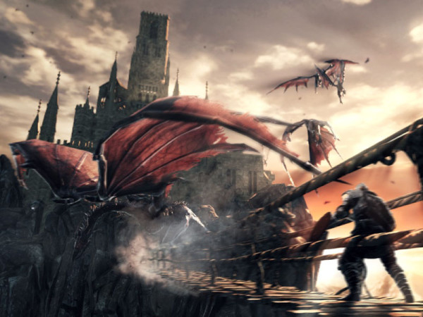 Xbox 360: Dark Souls II e la sua inaspettata difficoltà