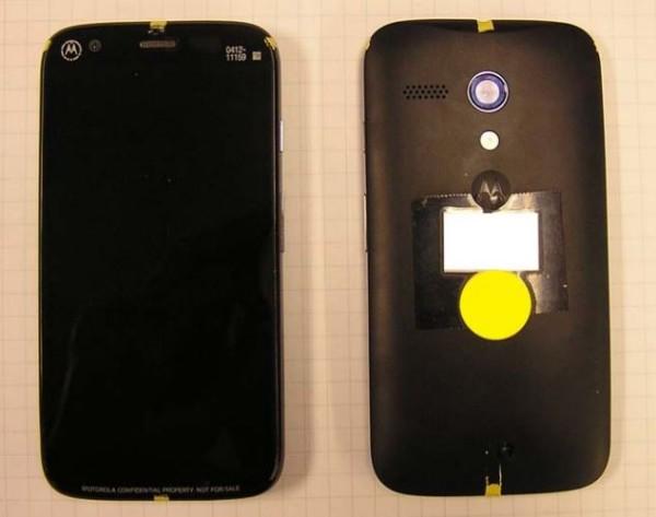 Nuove immagini per il Motorola DVX