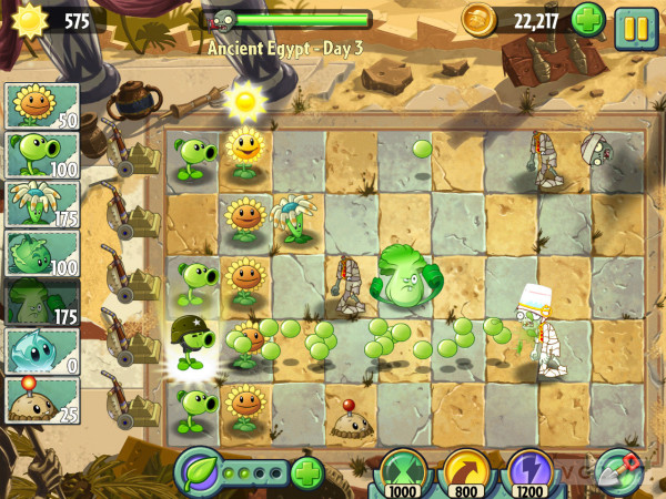 Plants vs Zombies 2 raggiunge i 25 milioni di download