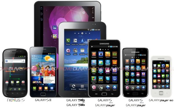 Negli UK arriva Samsung My Galaxy