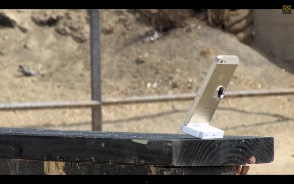 iPhone 5S vs Calibro 50!