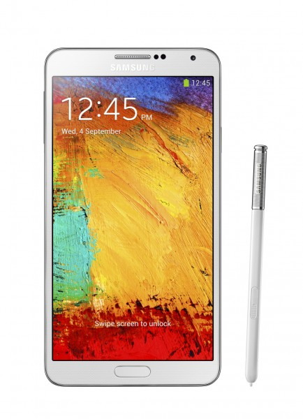 Galaxy Note 3: prezzo e disponibilità in Italia