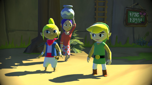 Wii U: Zelda non perde il suo smalto. Neanche se è un remake.