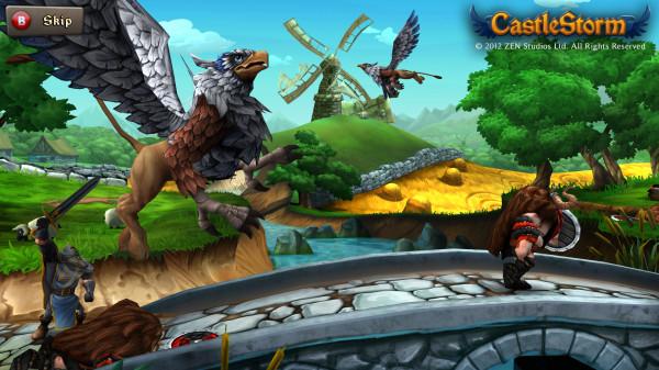 Ogni re dell'Xbox 360 dovrebbe avere un castello come quello di CastleStorm