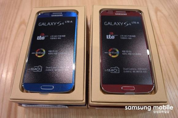 Giappone: in arrivo Galaxy S4 con processore migliorato notevolmente