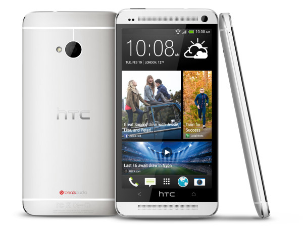 Arriva Android 4.3 a Taiwan per il celebre HTC One