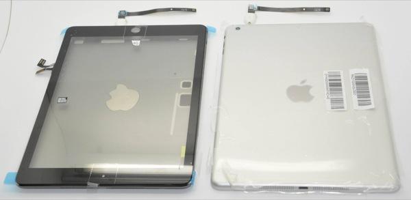 Nuove foto iPad5, colore grigio siderale!