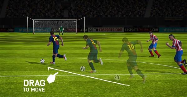 Appare nel Play Store Fifa 14
