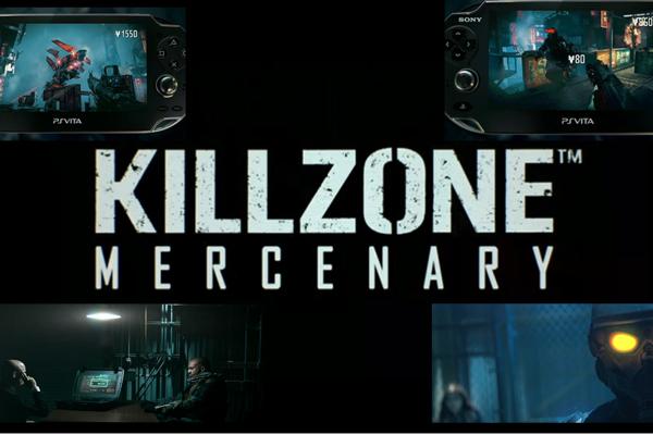 Con Killzone Mercenaries le sorti della Playstation Vita si risolleveranno?