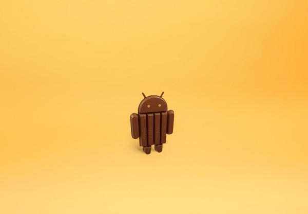 Possibili icone di stato bianche per Android 4.4