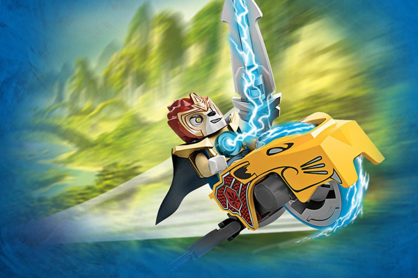 LEGO Legends of CHIMA: Laval's Journey disponibile per Nintendo DS