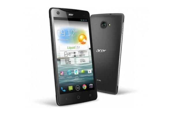 Svelato Acer Liquid S2, Primo smartphone con risoluzione dei video in 4k