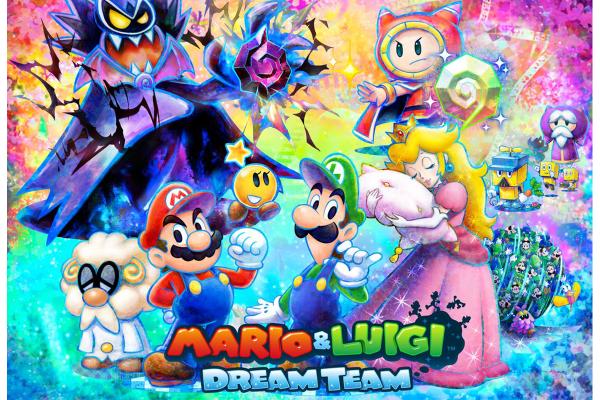 Nostalgia di Super Mario? Parti con il tuo Nintendo 3DS alla volta dell'Isola Guanciale!