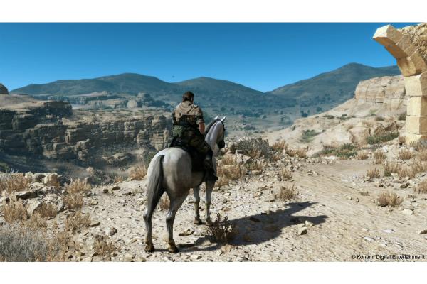 Metal Gear Solid V: The Phantom Pain: personaggi ancora più seducenti per questo gioco Xbox