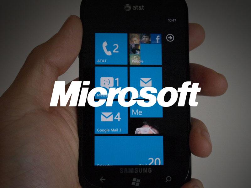 windows phone microsoft