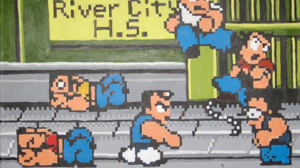 River City Ransom: un sogno lungo una raccolta fondi. Conclusasi in anticipo
