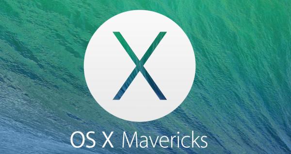 OS X Mavericks, 7% dei mac totali hanno aggiornato OS nelle prime 24 ore!