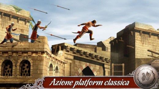 Prince of Persia Shadow & Flame in promozione a soli 0,89€