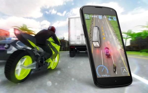 Sprint Driver: un nuovo runner game in stile motors