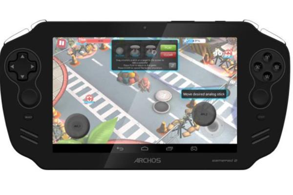 Archos GamePad2, un tablet per videogamers