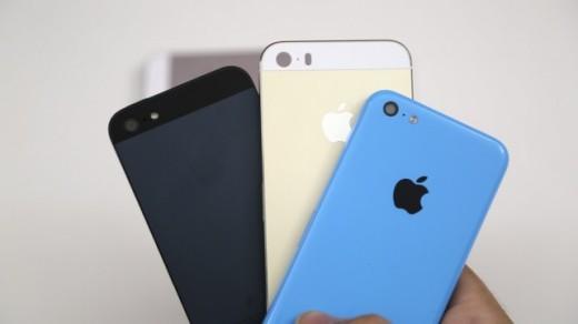 iPhone 5s e 5C, Il 25 ottobre arriveranno in italia