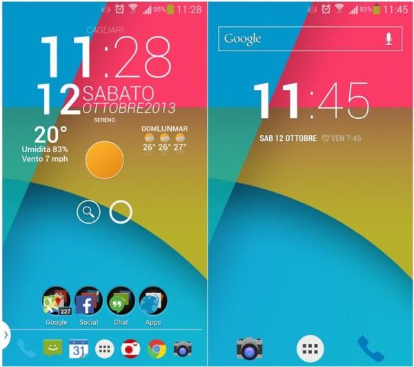 Arriva lo sfondo di Android 4.4 in HD per il download