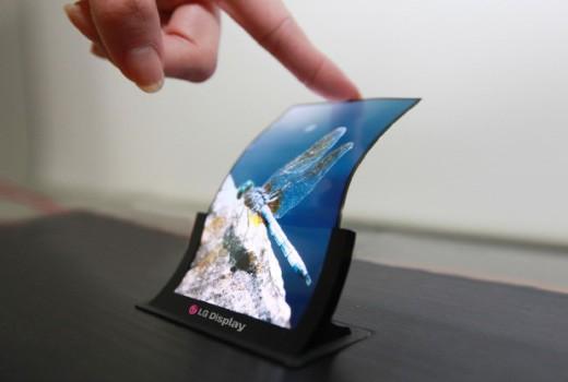 Nuove notizie riguardanti i display flessibili dei futuri smartphone LG