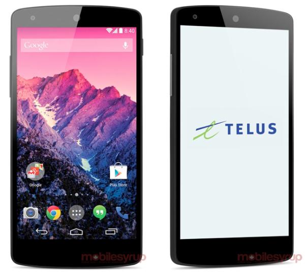 Nuove foto del celebre Nexus 5