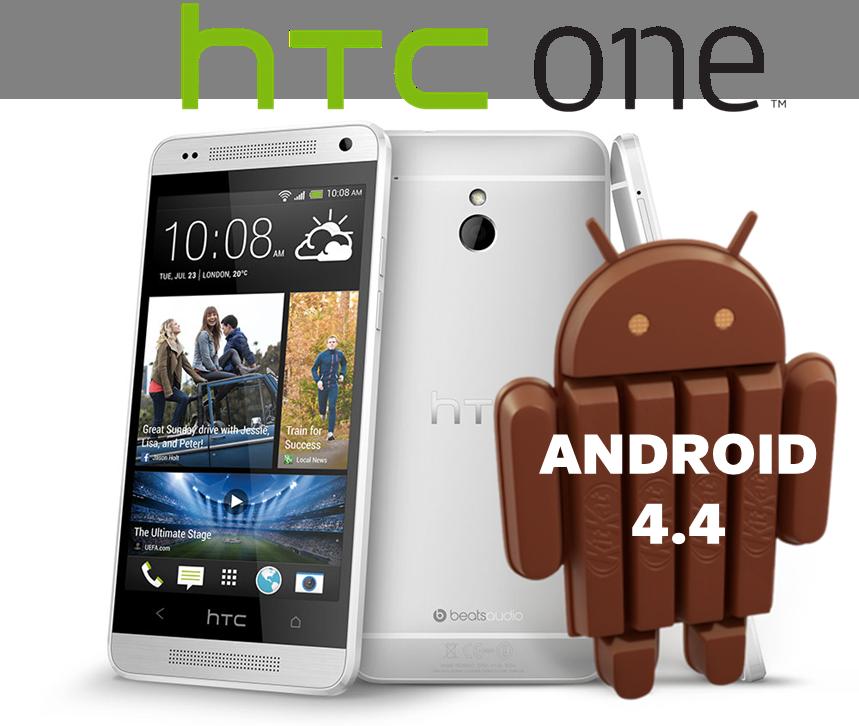 Htc One riceverà Android 4.4 Kitkat a fine gennaio