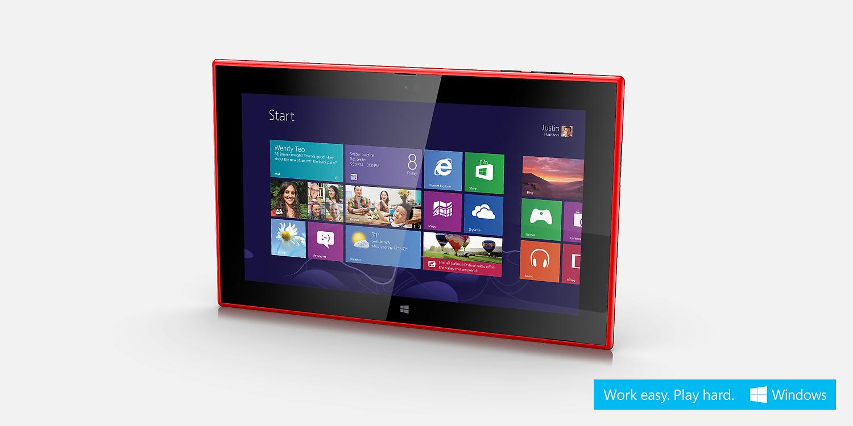 Il tablet Nokia Lumia 2520 entra nel catalogo di AT&T, vicina la commercializzazione in Europa?