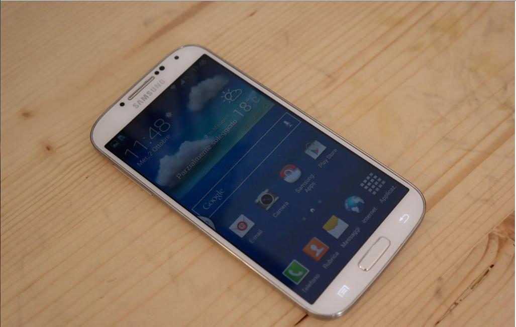 Arriva l'aggiornamento ufficiale per Galaxy S4 ad Android 4.3 I9505XXUEMK8
