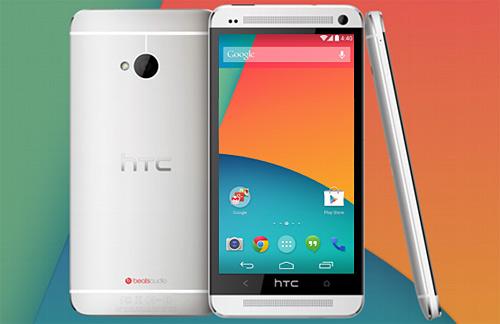 HTC One G.E. è davvero prossimo all'aver Android 4.4 KitKat?
