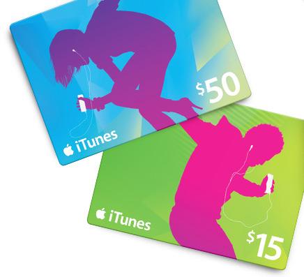 Le Gift Cards per il BlackFriday sono state un vero successo sull'Apple Store!