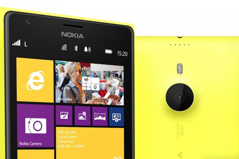 Il 6 dicembre entrerà in commercio nel mercato europeo il Nokia Lumia 1520. Prima nazione interessata sarà l'Inghilterra!