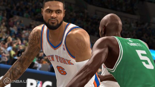 NBA Live 14: un videogioco che spera di fare canestro nel cuore dei giocatori