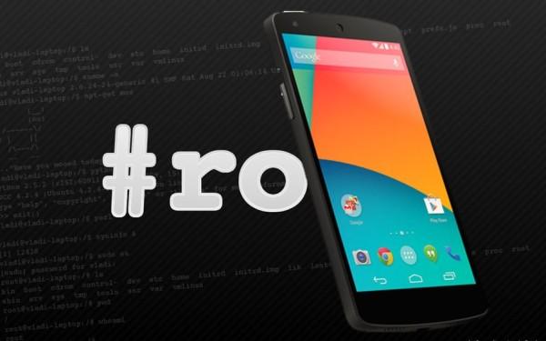 Permessi di Root per LG Nexus 5