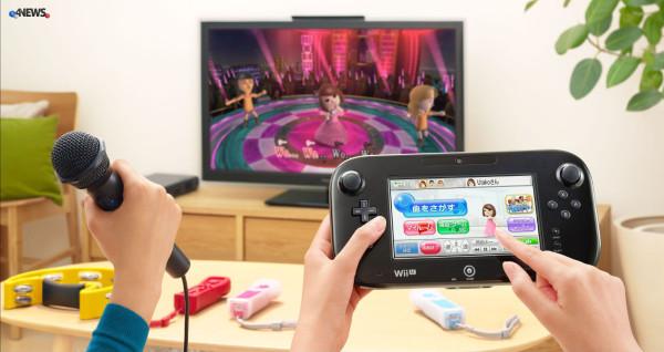 Wii U: 62 nuove tracce Karaoke