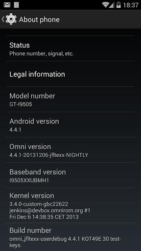 Arriva la CyanogenMod 11 per Samsung Galaxy S4