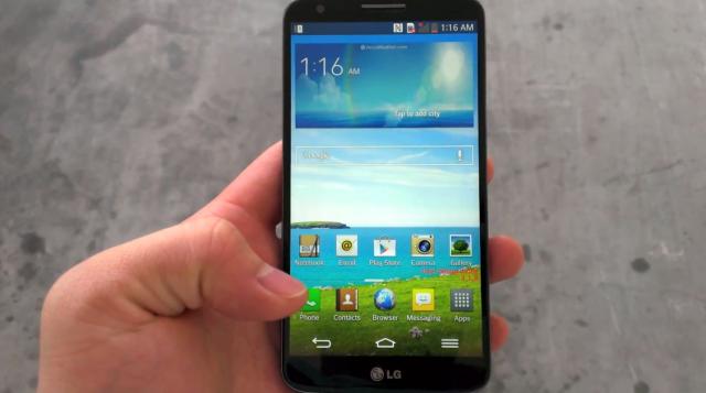 E' ufficiale: Lg G2 riceverà in Francia Android 4.4 Kitkat entro fine Gennaio. Stessa sorte per l'Italia?