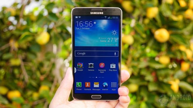 Screenshoot con Samsung Galaxy Note 3: come fare!