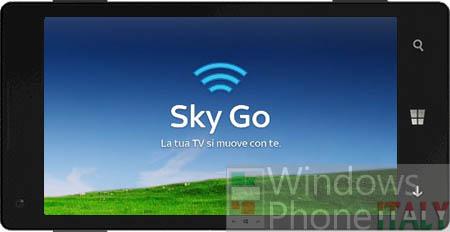 Skygo arriva sui Nokia Lumia!