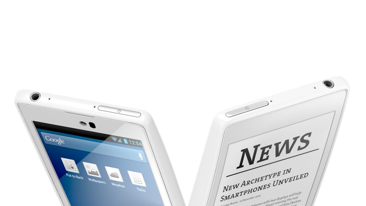 """In Russia arriva lo Yotaphone, Medvedev dichiara: """"Alla Apple saranno nervosi!"""""""