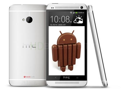 Pubblicata una presunta lista dei terminali Htc che verranno aggiornato ad Android 4.4 Kitkat