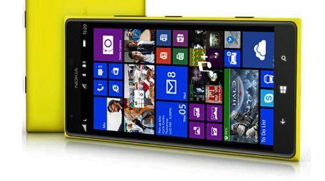 Alcuni esemplari del Nokia Lumia 1520 soffrono di un problema all'altoparlante