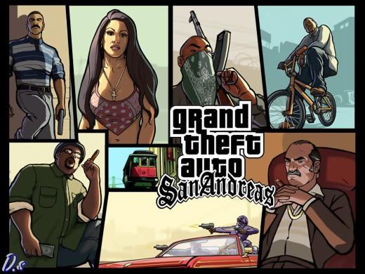 Arriva GTA San Andreas anche nel Play Store di Google