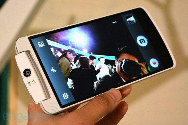 Oppo N1 ufficialmente disponibile all'acquisto in Europa al prezzo di 449 euro nella versione da 16 giga, 479 per quella da 32!