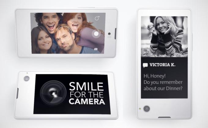 Yotaphone arriva in molti paesi europei ad un prezzo di 499 euro