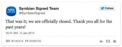 Nokia sancisce la fine di Symbian e Meego con un semplice tweet